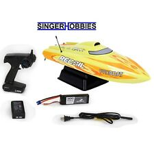 "Pro Boat Recoil 26"" Radio Control Self-Righting Brushless Deep-V RTR PRB08022 HH"