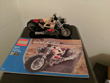 LEGO Racers Extreme Power Bike (8371) - With Instructions