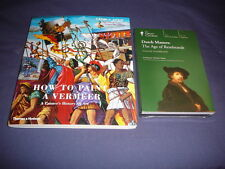 Teaching Co Great Courses DVDs       DUTCH MASTERS AGE of REMBRANDT  new + BONUS