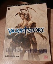 Vagrant Story Ufficiale Sony Guida USA Inglese Piggyback PS1 Official Strategy