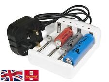 CR123A/ 16340/ 14500/ 18650/ Li-ion 3.7v Smart Charger (UK Stock) M258