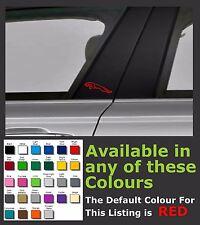 JAGUAR Logo Vinyl Decals/stickers Car Windows Etc.. X 2