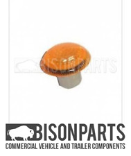 *FORD TRANSIT CONNECT & TOURNEO 02 ON SINGLE SIDE REPEATER AMBER ROUND TRA013
