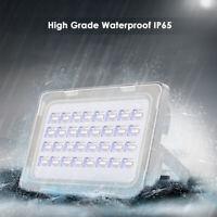 100W LED Flood Light Cool / Warm White Outdoor Spotlight Garden Yard Lamp