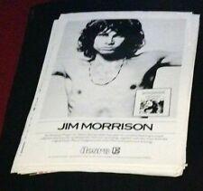 Jim Morrison 'An American Prayer'  promo poster