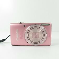 Canon PowerShot ELPH 115 IS / IXUS 132 16.0MP Digital Camera - Pink