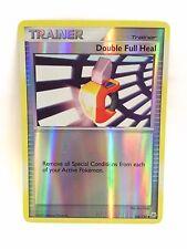 Double Full Heal 105/130 REVERSE HOLO Pokemon TCG Diamond & Pearl EX-MT