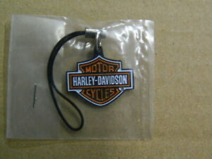 Harley-Davidson Handy Anhänger oder Zierde für Reißverschluss B&S Metall Neu
