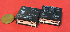2 pk Potter & Brumfield, RKA-7DZ-12 12V DC Coil Relay, 5A, 250V, DPST NO TV-3  L