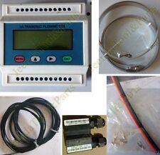 TDS100M+M2H DN50-DN700mm Ultrasonic Flow Heat Module Flowmeter Flow Meter Tester