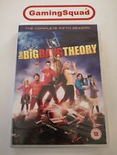 The Big Bang Theory Complete Fifth Series NEW DVD, Supplied by Gaming Squad Ltd