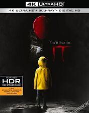 It 4K UHD 4K (used) Blu-ray Only Disc Please Read