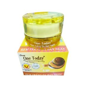 02Boxes * 15gram - Kem Trang Da Ban Ngay One Today Vip
