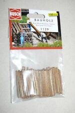 Busch Bauholz H0 1129