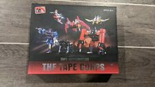 THF-01P6 Soundwave Tape Corps 6PCS Transformers Masterpiece
