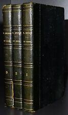 Victor HUGO: Le Rhin, lettres à un ami / 1842