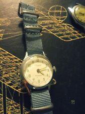 Vintage Unitas 7J Manual-wind Military Style Men's Watch