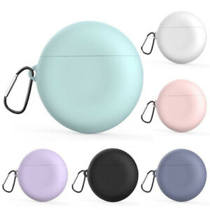 Shockproof Silicone Cover Anti-Scratch Pouch For Huawei Freebuds 3 Earphone Case