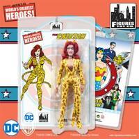 DC Comics Wonder Woman Series CHEETAH  Retro 8 Inch Action Figure  new!