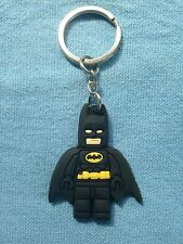 Lego Movie Batman Keyring Key Ring school bag tag