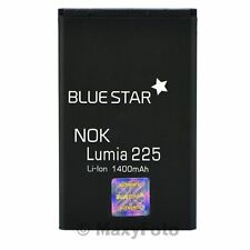 BATTERIA ORIGINALE BLUE STAR 3,7V 1400mAh LI-ION RICAMBIO LITIO PER NOKIA 225