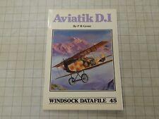 Windsock Datafile #45 AVIATIK DI