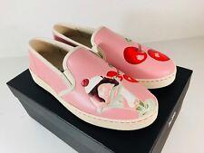 Coach C117 Sundae Glit Women's Shoes Sneakers Blush/Chalk Size 8
