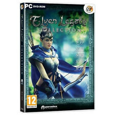 11599 // ELVEN LEGACY COLLECTION NEUF PC DVD + 3 EXTENSIONS