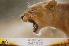 AFRICAN SAFARI - Lobby Cards Set - Documentary