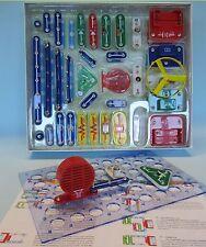 Kinder Elektronik Baukasten Experimentier Elektro 244 Experimente