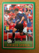 SUPERCALCIO 1996 1997 96 97 n 142 CIRIACO SFORZA Figurina Sticker Panini NEW