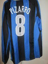 Inter Milan 2004-2005 Pizarro 8 Home Football Shirt Size Large /3555