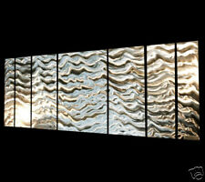 ABSTRACT STEEL ARTWORK MODERN METAL ART ORIGINAL CONTEMPORARY WALL SCULPTURE