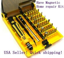 45 in 1 Magnetic Screwdriver Tweezer Repair Tool Set JK 6089-A for phone Tablet