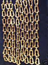 SOLID BRONZE  CHAIN FOR ANTIQUE CHANDELIERS