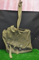ANCIEN SAC A DOS MILITAIRE ARMEE WW2 GI BAG US MADE IN COREE 100% COTON