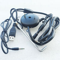 NEW Desktop Charging Chargers Docks&Extension Cable for Logitech UE Boom speaker