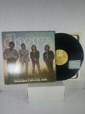THE DOORS: Waiting for the Sun USA Elektra Butterfly GF Vinyl LP