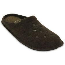 Pantofole da uomo Crocs marrone