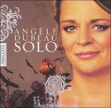 Solo by Angele Dubeau NEW SEALED CD (Notched case)