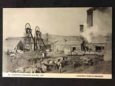 More details for rp vintage postcard - staffs. #b5 - haden hill colliery, old hill 1891