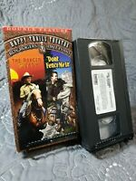 Happy Trails Theatre: The Ranger & the Lady/Don't Fence Me In (VHS) RARE