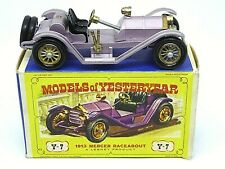 Matchbox Yesteryear Y7-2 1913 Mercer Raceabout Type 35J In Type 'D2' Box