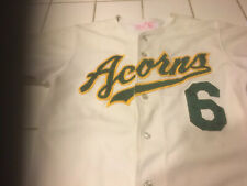 Oakland Acorns Vintage Baseball Jersey . Size 40.