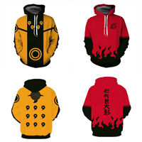 Naruto0 Hoodies 3D Print Sweatshirt Women/Men Hooded Casual Jacket Coat Pullover