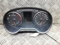 Audi A3 8V 2012 To 2016 1.6 TDI DSG Instrument Cluster Speedometer+WARRANTY
