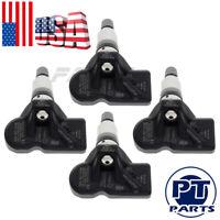 New Tire Pressure Sensor TPMS Set of 4 Fits VW Tiguan CC 3AA907275B 3AA907275