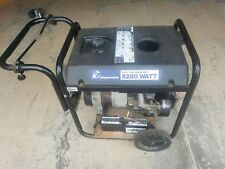 Champion 5250 Running/6500Max Watts El. Start 10 hp Tecumseh Engine and cable.