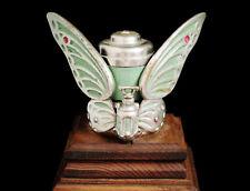 1925 1926 20 Butterfly Con-Den-So-Meter Hood Ornament Moto-Meter Antique Vintage