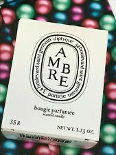 DIPTYQUE Ambre / Amber Scented Mini Candle 35g NEW & BOXED